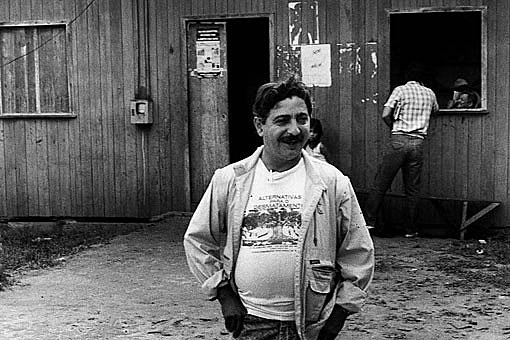 Chico Mendes é uma referência na luta contra o agronegócio e o desmatamento