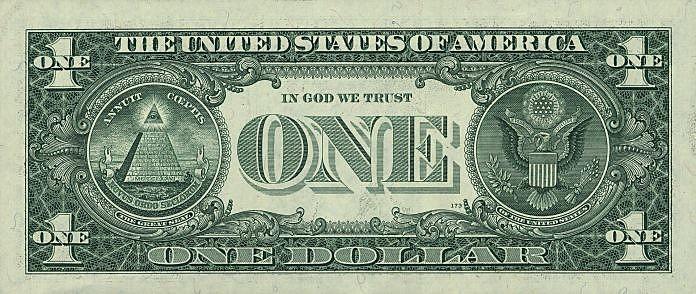 In God We Trust: a frase impressa nas notas de dinheiro dos Estados Unidos da América  é também seu atual lema nacional