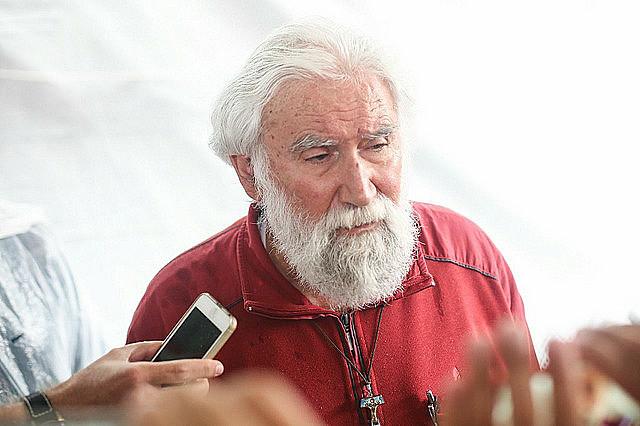 """""""Lula me dijo que, si no murió a los 5 años de hambre, desde entonces su vida es resistir"""", reveló Boff en rueda de prensa"""