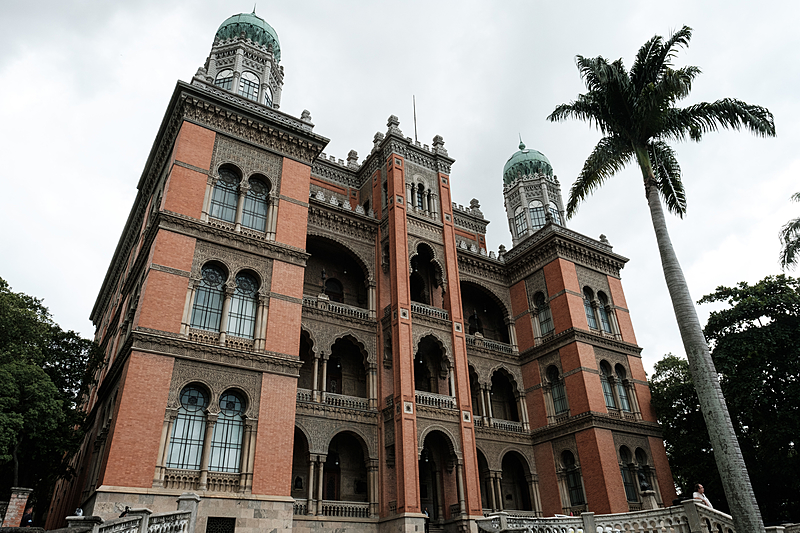 Edifício da Fiocruz (RJ)