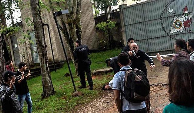 La invasión policial en la Escuela Nacional Florestan Fernandes (ENFF) del MST es citada por el Comité de Derechos Humanos en el Dossier