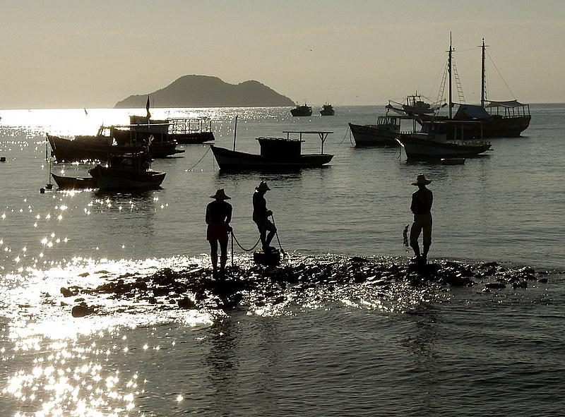 O maior vilão dos pescadores, segundo mostra o relatório, é o agronegócio, considerado o principal causador de conflitos