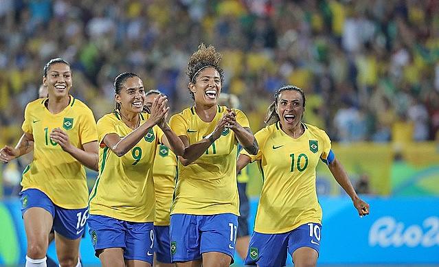 A esquadra brasileira é a 10ª colocada no Ranking FIFA