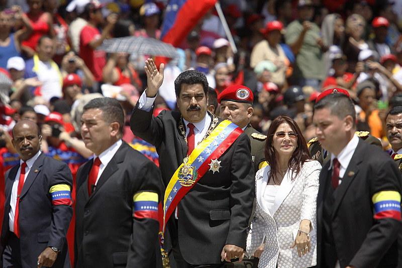 Nicolas Maduro propôs no Dia do Trabalhador a realização de uma Assembleia Nacional Constituinte