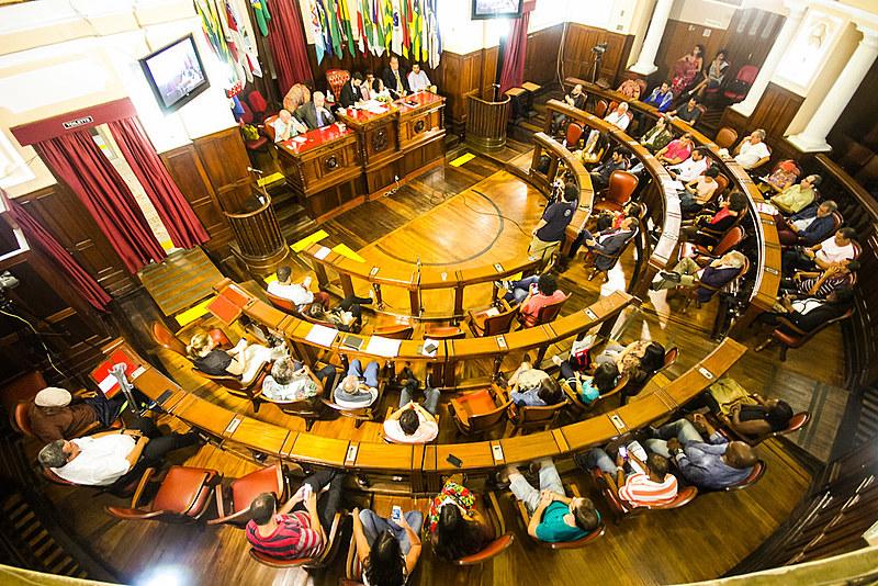 Na última semana, uma audiência pública foi realizada na Câmara para discutir o projeto, que já foi aprovado pela CCJ