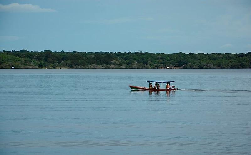 O Complexo Tapajós é um megaprojeto composto de seis usinas hidrelétricas e que pretende transforma um rio de águas correntes em lagos