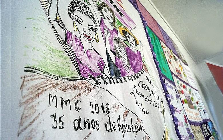Movimento de Mulheres Camponesas de Santa Catarina completa 35 anos de história.