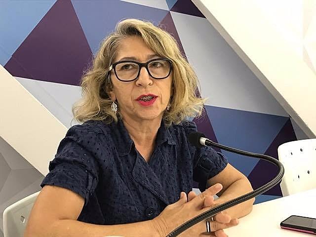 A sindicalista Luzenira Alves, que esteve à frente do Sinttel por quatro gestões, agora coloca seu nome para disputa de deputada estadual.