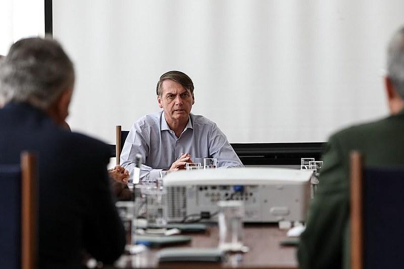 Reunião sobre o Sistema de Proteção Social dos Militares