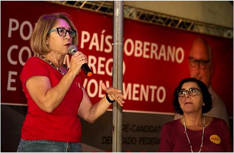 Luzenira Linhares, dirigente partidária e sindical, e também feminista, analisa a perda de direitos do povo brasileiro.
