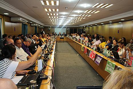 Aprovação do Plano Nacional de Saúde na 15ª Conferência Nacional de Saúde