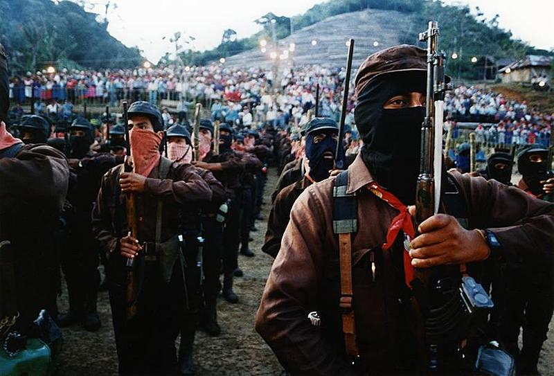 Exército Zapatista - 1994