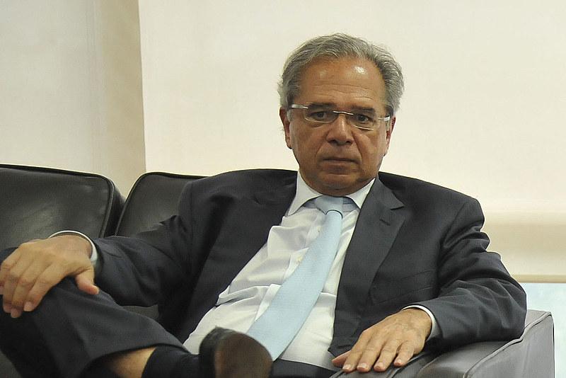 """Paulo Guedes, o """"guru"""" econômico de Bolsonaro, tem questionado fortemente as políticas para a indústria brasileira"""