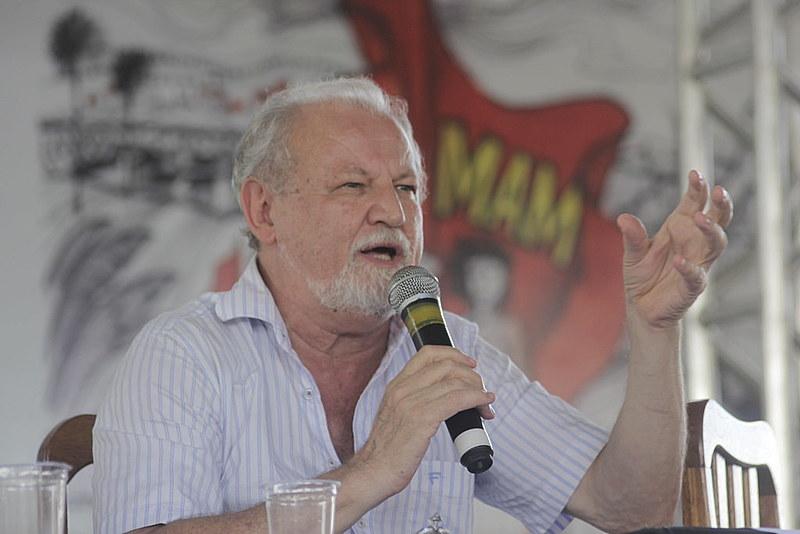João Pedro participou do primeiro encontro nacional do MAM em Parauapebas (PA) e conversou com a reportagem do Brasil de Fato
