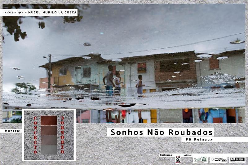 """O ensaio documental """"Sonhos Não Roubados"""" realizado pelo fotógrafo Pedro Henrique Reinaux"""