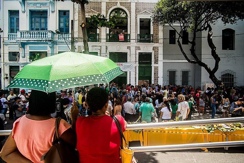 Armazém funcionará num casarão na Avenida Martins de Barros, no Santo Antônio