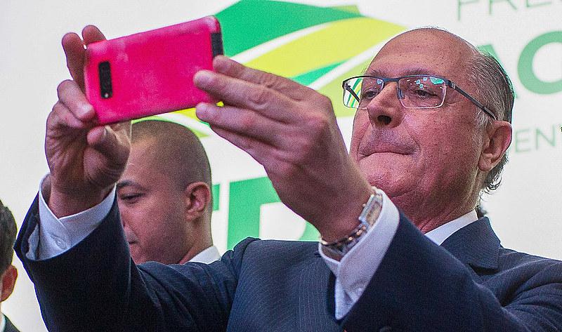 Alckmin desconhece o que vem a ser mídia pública, como demonstra claramente ao se referir a TV Brasil