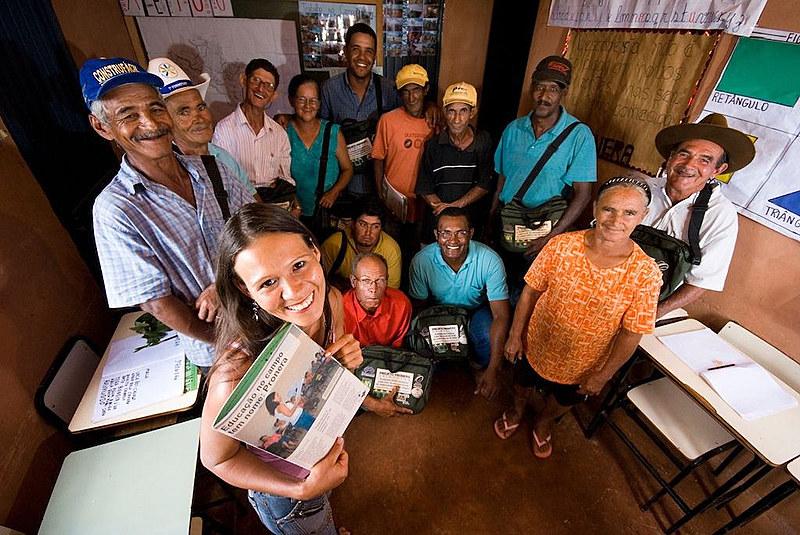 São mais de 186 mil camponeses formados pelo Pronera ao longo de 20 anos