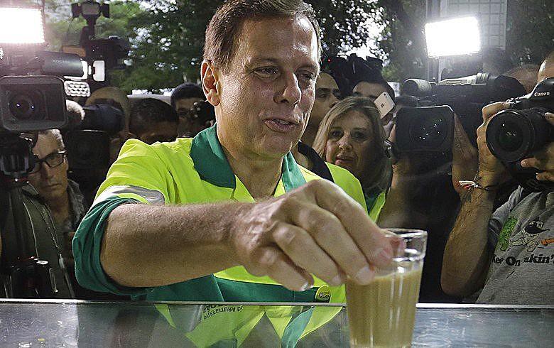 Gestão Doria espera reduzir o custo do programa de R$ 310 milhões para R$ 150 milhões