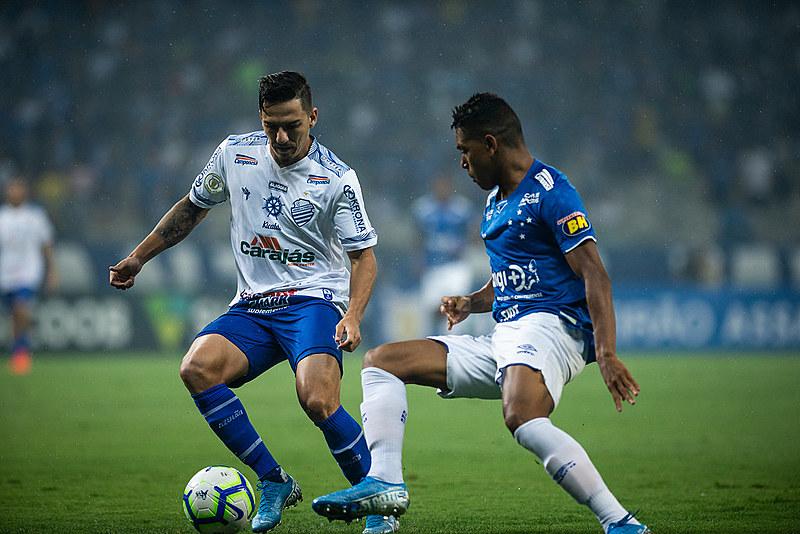 Na quinta-feira (28), Raposa perdeu por 1 a 0 para o CSA, no Mineirão