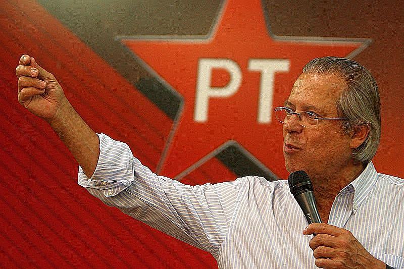 Dirceu foi condenado a 20 anos, em primeira instância, pelo juiz Sergio Moro, no âmbito da Lava Jato