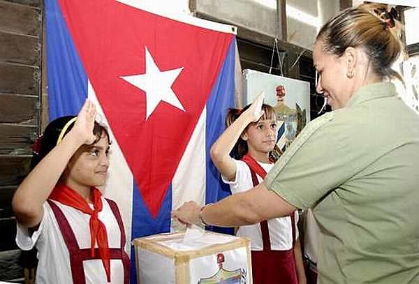Cerca de 7,3 milhões de cubanos participaram das eleições da Assembleia Nacional do Poder Popular e dasAssembleias Provinciais