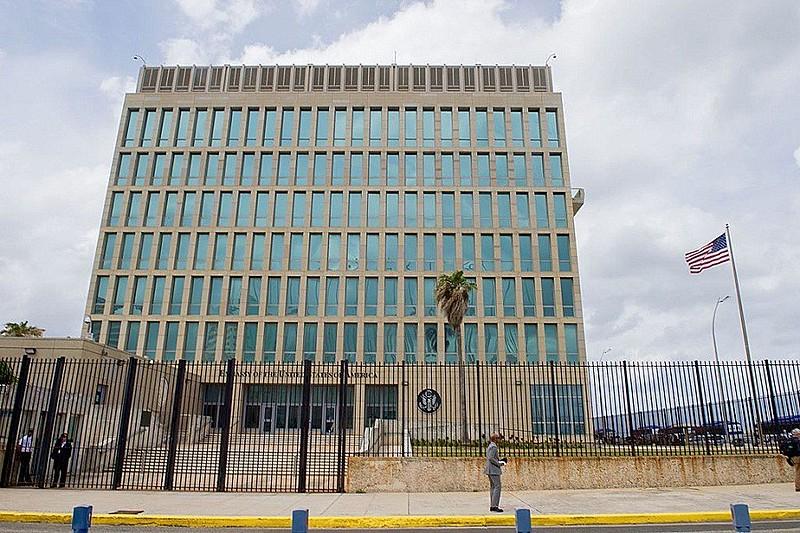 Embaixada dos Estados Unidos em Havana (Cuba)