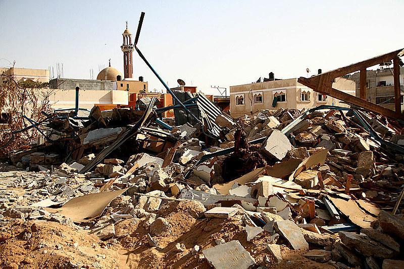 A assessoria de Ashraf al-Qidra, Ministro da Saúde da Palestina disse que não houve vítimas do ataque.
