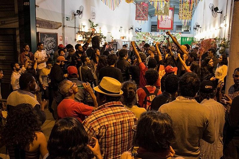 Ato político-cultural no Armazém do Campo marca lançamento da 2ª Feira Nacional da Reforma Agrária