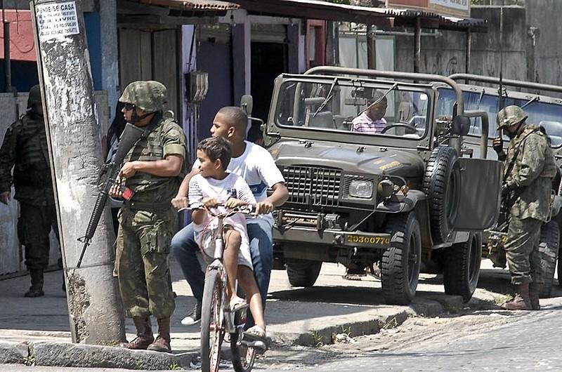 Intervenção federal no Rio de Janeiro completa nove meses na sexta-feira (16)