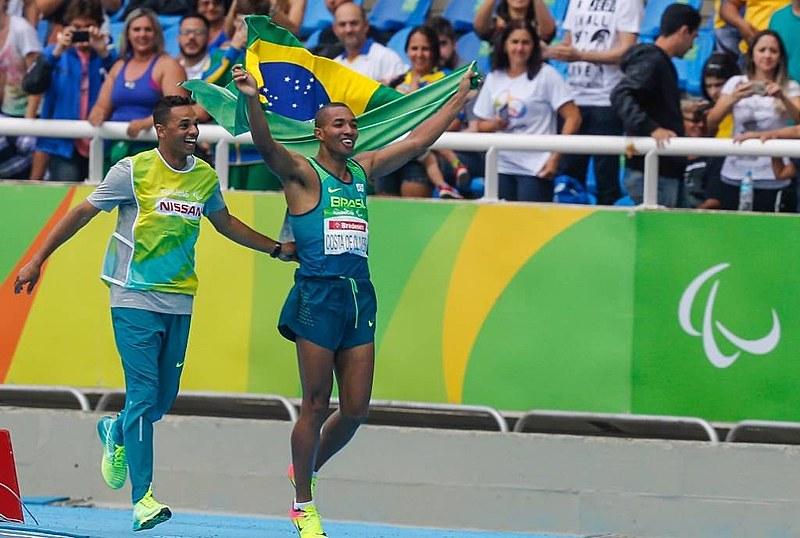 A meta do Comitê Paralímpico Brasileiro (CPB) é do Brasil marcar presença em 18 modalidades