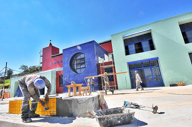 Odebrecht, atráves da Inova BH, administra 51 unidades de ensino na capital