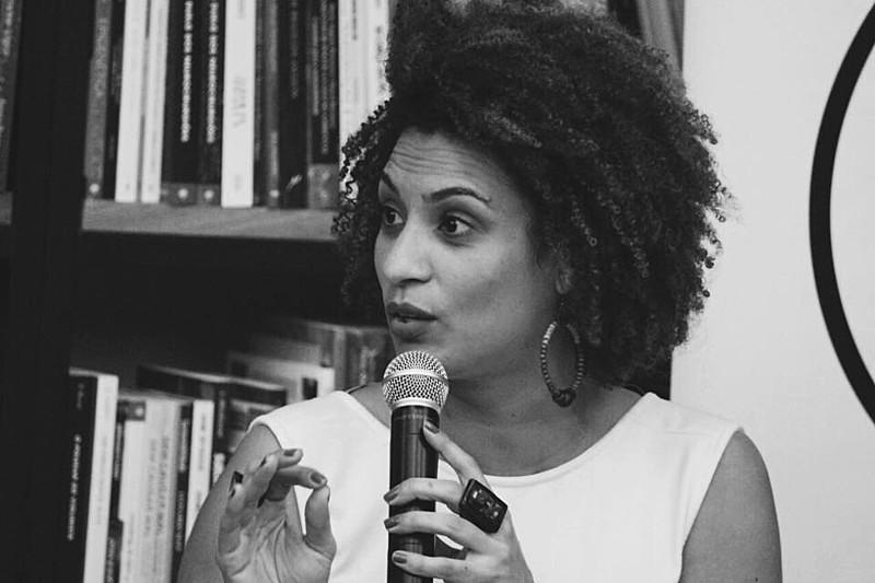 Marielle foi a quinta vereadora mais votada da cidade do Rio de Janeiro nas últimas eleições