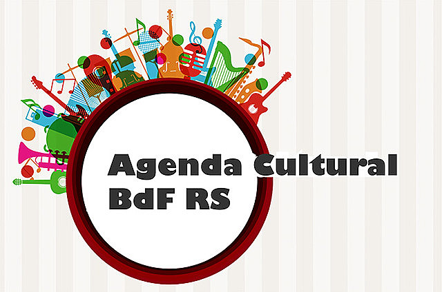 Agenda cultural entre os dias 9 e 16 de agosto