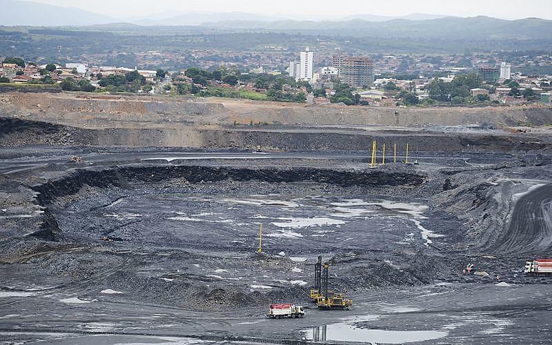 O indicador médio de acidente da mineração, em Minas Gerais, foi de 21,99%, quase três vezes mais que a média nacional