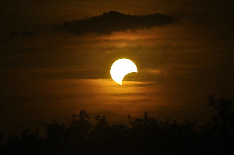 Em meados do século passado houve um eclipse que o principal local de observação era uma pequena cidade do Rio Grande do Sul