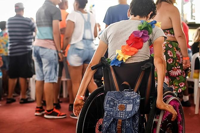 O espaço possui capacidade para 300 pessoas com deficiência