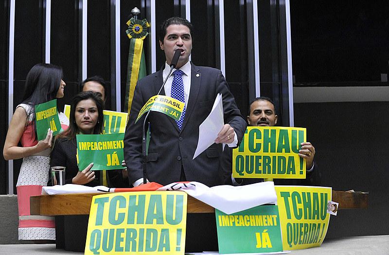 Deputado Newton Cardoso Jr., que deve R$ 83,5 milhões ao Fisco