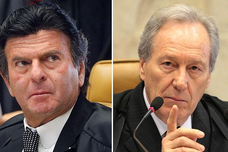 Discordância entre Fux e Lewandowski evidencia contradições de decisões do STF relativas ao ex-presidente Lula