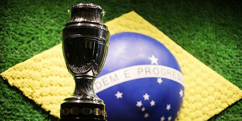 Enquanto a competição não começa, o troféu do campeonato está exposto no Museu da Seleção Brasileira, na sede da CBF