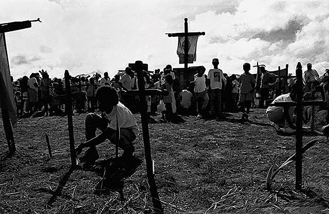 O Massacre de Eldorado do Carajás, em 1996 no Pará, ainda é um símbolo da violência no campo