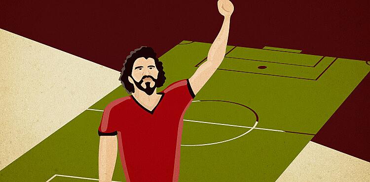 Campo ganha nome de um dos maiores jogadores da história do futebol