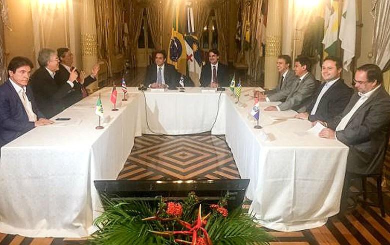 Reunião de governadores do Nordeste, em Pernambuco, definiu que estados da região dirão não a austeridade, com custos sociais, imposta por Temer e Meirelles