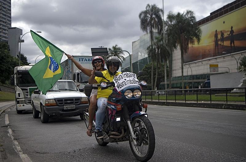 bolsonaro protesto