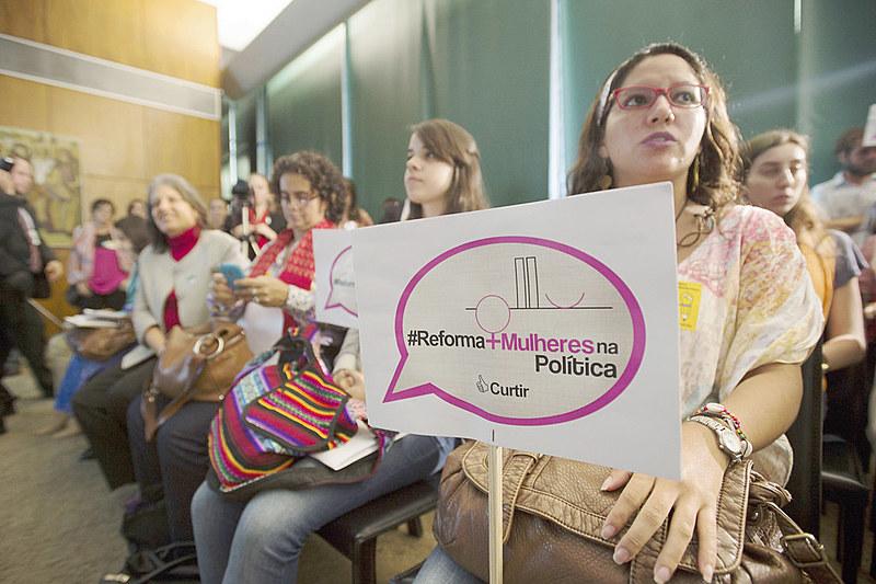 A realidade de BH segue a lógica do que acontece em nível nacional: a participação feminina no legislativo é muito pequena