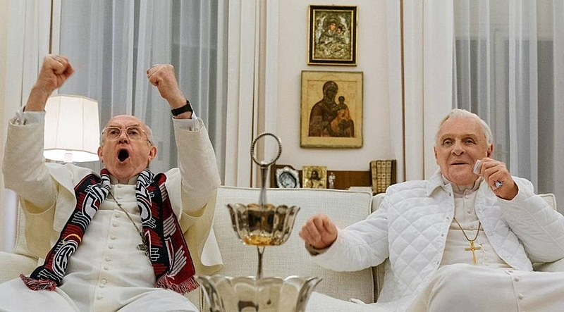 Coluna | Dois Papas: quando a arte não imita a vida | Brasil de Fato