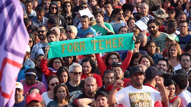 Movimentos prometem que resistência frente ao governo golpista será implacável