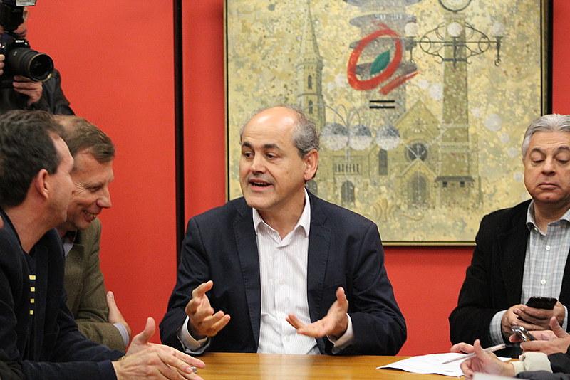 """Fruet não enfrentou os grupos econômicos, as chamadas """"máfias"""""""