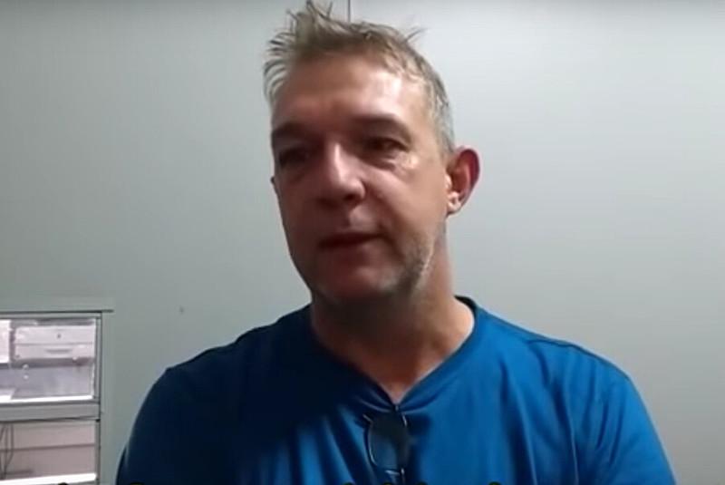 José Valdir Misnerovicz está preso desde 31 de maio