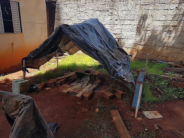 Resgate de trabalhadores em condições análogas de escravidão em Guapó (GO)
